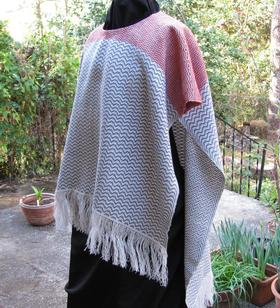 Red Shouldered Hawk Poncho